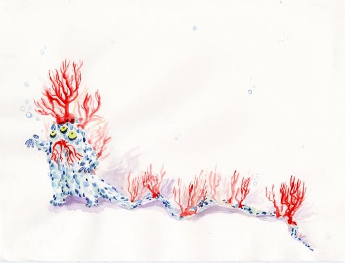 coralmonster